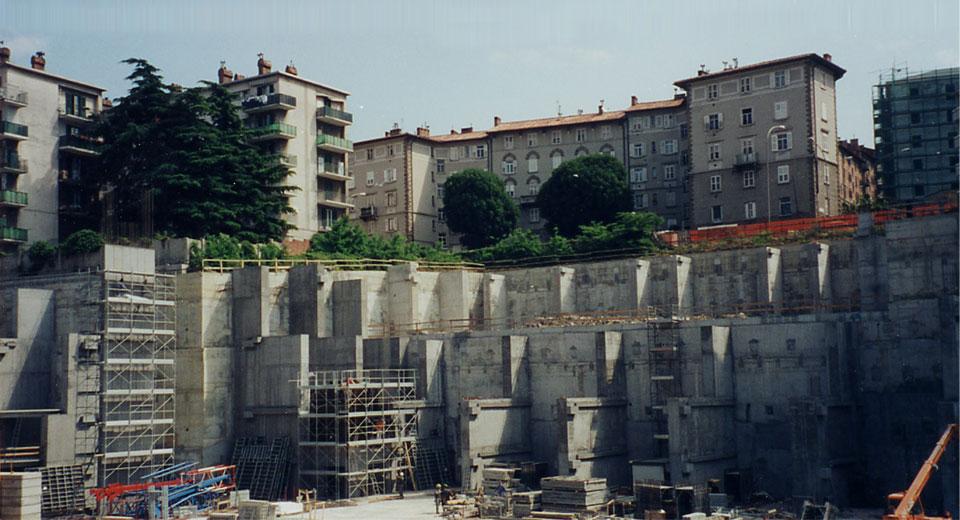 """Centro Polifunzionale """"Le Torri d'Europa""""_03"""
