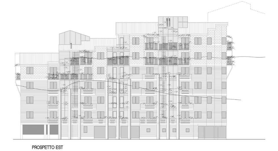 Edificio di civile abitazione U.M.I. a2_04