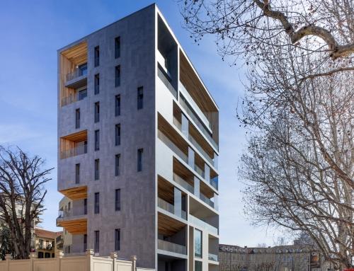 BERNINI² – La villa e la torre / Nuovo edificio residenziale