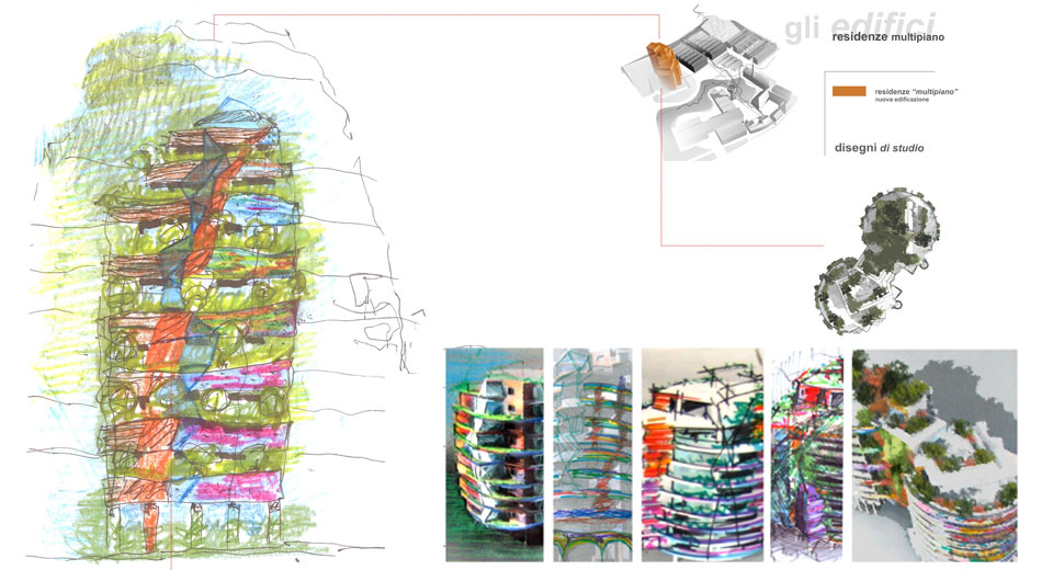 """Area residenziale e Polifunzionale """"Ex Tabasso""""_06"""