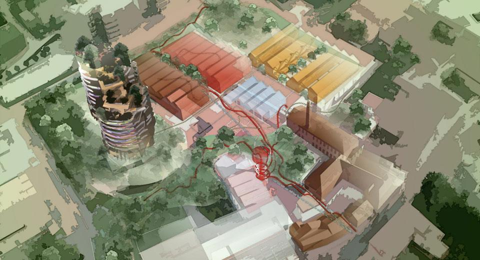 """Area residenziale e Polifunzionale """"Ex Tabasso""""_08"""