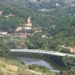 """Due ponti sull'Arno """"FLUIDO""""_01"""