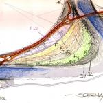 """Due ponti sull'Arno """"FLUIDO""""_02"""
