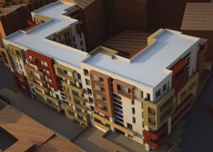 Nuovo complesso residenziale Via Brenta_03