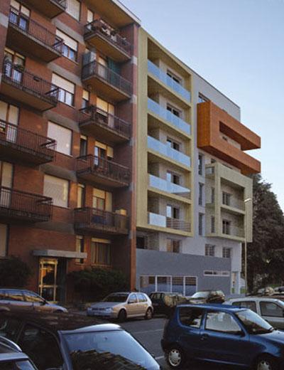 Nuovo complesso residenziale Via Brenta_05