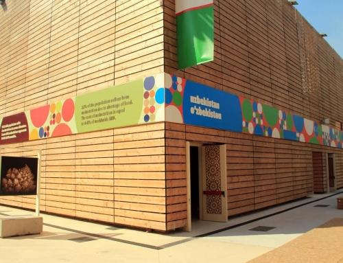 PADIGLIONE UZBEKISTAN – EXPO MILANO 2015