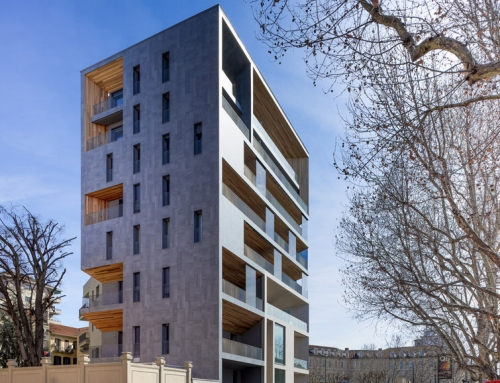 BERNINI² – The villa and the tower / New residential building