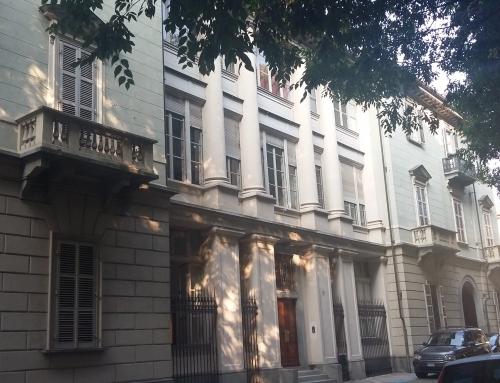 Restauro conservativo piano terra e piano nobile di edificio storico in p.zza Maria Teresa n°7