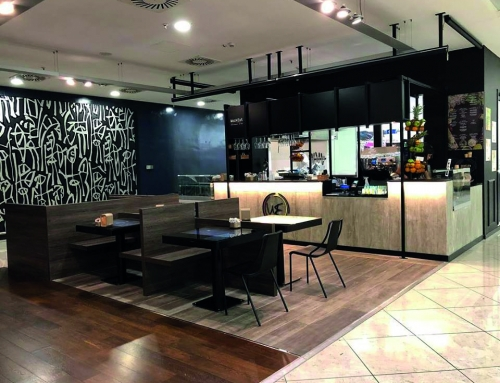 New hi-tech restaurants inside railway stations and airports