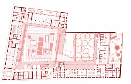 Realizzazione di mensa, studentato, co-housing, parcheggio interrato_02